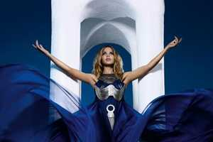 The Kylie Minogue 'Aphrodite' Promo Shoot is Stunning