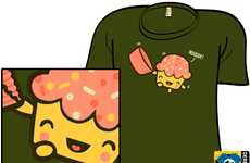 Cheeky Cupcake Fashions - The 'Cupcakes Gone Wild' T-Shirt is Not That Innocent