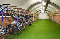 Cyclist Locker Rooms