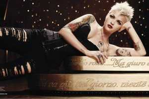 The Ruby Rose Inked Magazine U.S. August 2010 Spread