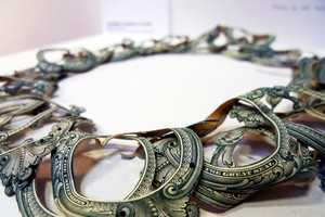 Lauren Vanessa Tickle Creates Jewelry Out of Money to Flaunt Your Wealth