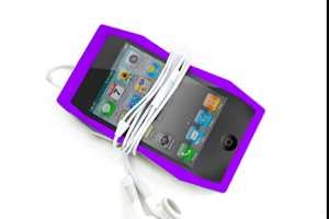 The Quirky iPhone 4 Tilt Case Keeps Your Phone Safe in Style