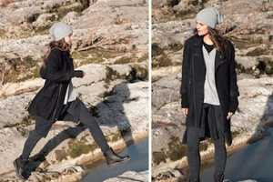 The Eviana Hartman Hessnatur Fall 2010 Line is Cozy and Comfortable