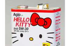 17 Hello Kitty Cross-Branding Products - From Anime Auto Lube to Hello Kitty Guitars