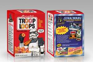 Star Wars Cereals Mini-Boxes are Yummy Collectibles