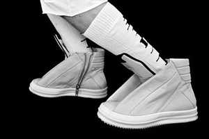 The Rick Owens DRKSHDW Spring/Summer 2010 Collection