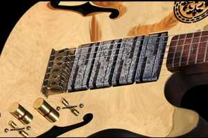 The $1 Million GoldCaster Guitar Makes for Pricey Playing
