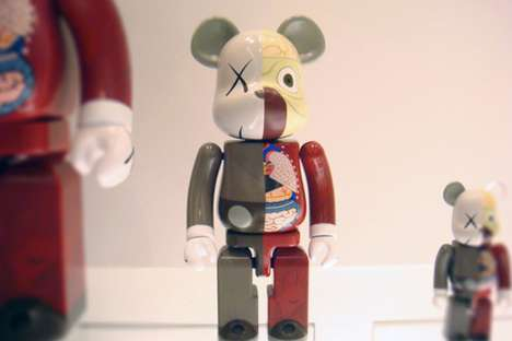 OriginalFake Medicom Toy Chogokin Bear Brick