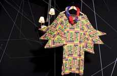 Patchwork Fashion Collections - Ademar Ferrera's oNONO Collection is Inspired by Brazil
