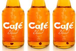 'Cafe Blond' Ensures Your Beer is Lemony Fresh