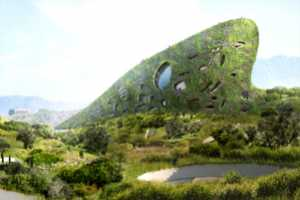 The Aston Martin Resort Will be a Part of the Greenery