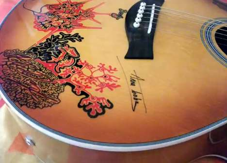 Guitar Artwork