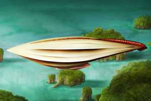 Eunoia is a Concept Luxury Airship For Eco-Friendly Travel