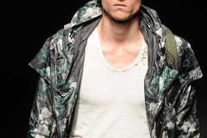 MIHARAYASUHIRO Updates Camouflage for Spring/Summer 2011