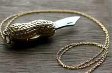 Nutty Pendant Knives