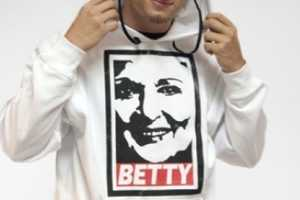Betty White Hoodies for HoodieBuddie & the Morris Animal Foundation