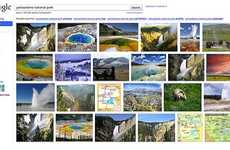 Revamped Search Engines - The New Google Images Search Provides More Efficient Results