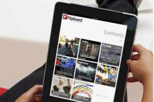 Flipboard Places Your Network Updates in a Print-Like Format