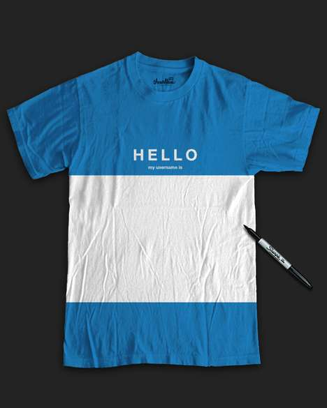 Customizable T-shirt Design