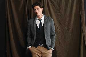 The J. Crew 2010 Autumn Lookbook is for Harvard Men