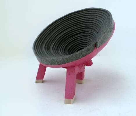 Coiling Seating