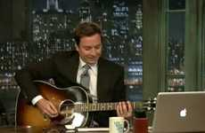 Crowdsourced Songs - Jimmy Fallon Sings 'Black Thoughts Favorite Dinosaurs'