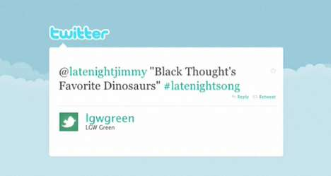 Black Thoughts Favorite Dinosaurs