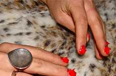 Spiked Nails - The Thorn Manicure Takes Cues from Roses and Retro Style