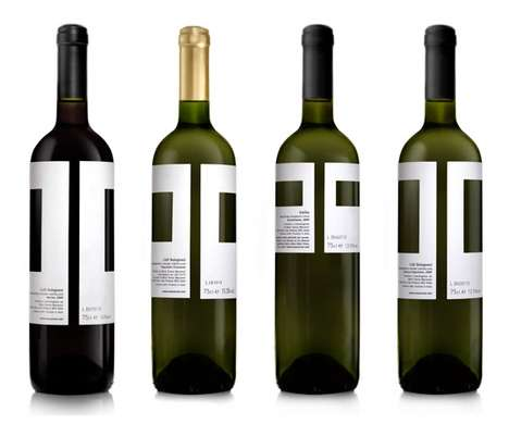 Manaresi Winery Packaging