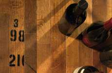 Reclaimed Booze Flooring - Fontenay Woods Turns Wine Barrels Into Wood Floors
