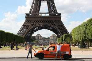 Electric Citroen Berlingo Makes Shanghai-Paris Trip on Batteries