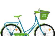 Sustainable Bike-Sharing Systems - Bicyclus Concept is Designed for a Future Copenhagen