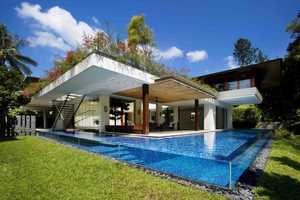 The Tangga House by Guz Architects Has a Kickass Pool