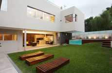 Sunlight-Flooded Homes - The Devoto House in Argentina by Andres Remy Arquitectos Studies the Sun