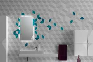 'Cube and Dot Collections' Breathes Life Onto Your Walls