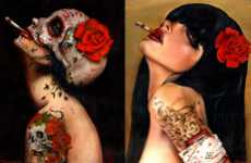 Sultry Mutilation Art - Brian Viveros Creates Vivid Imagery Through Illustrations