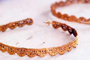 24Karas Jewelry Creates Deceiving Metallic Accessories