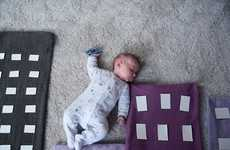 Adele Enersen Explores What Her Baby Might Be Dreaming About