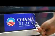 Obama Bumper Sticker Removal Kits for Spurned Supporters