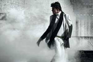 The Emporio Armani Fall 2010 Campaign is Hazy But Handsome