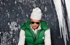 Mountaineer Menswear - The Moncler V 2010 Fall/Winter Collection is Blizzard-Proof
