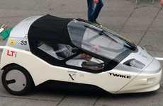 Hybrid Electro Trikes