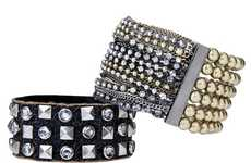 Glam Studded Cuffs - The Target Fall 2010 Accessories Lookbook is Full of Fab Goodies