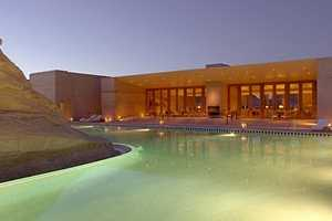 The Ultra Luxe Amangiri Spa & Resort is a Heaven on Earth