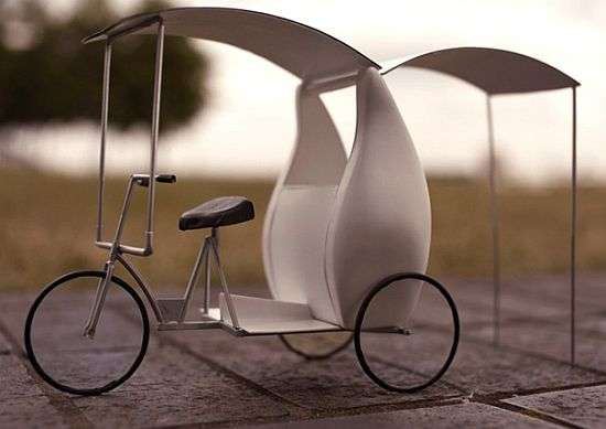 Eco Cooling Trikes