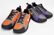 Hot Hiking Sneakers - The Nike ACG Wildtrail Shoes are a Colorful Outdoor Accessory