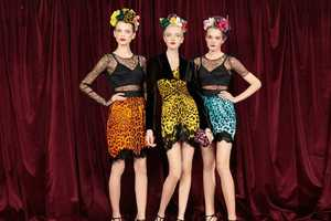 The Dolce & Gabbana Fall 2010 Lookbook is Revisiting Be