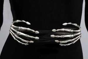 The Delfina Delettrez 'Skeletor Belt' Gives Your Midsection a Spiny Hug