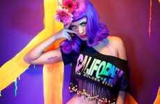 Technicolor Celeb Lingerie
