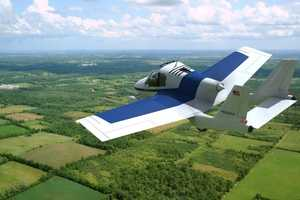 Terrafugia Unveils Renderings of the Transition Roadable Aircraft